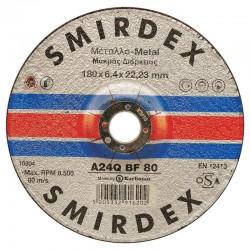 Δίσκος λείανσης μετάλλου Φ180Χ6.4mm