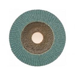 Δίσκος Flap για Λείανση Μετάλλων Ventalia Ζιρκονίου 125mm No36