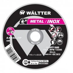 Δίσκος κοπής σιδήρου-inox Φ230Χ1.8mm