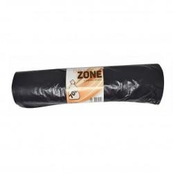 Σακούλα απορριμάτων μαύρο χρώμα 72Χ95 ρολό 10τεμαχίων