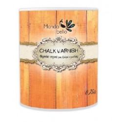 Βερνίκι κιμωλίας Νερού Mat Διάφανο για χρώμα Κιμωλίας 0,750ml