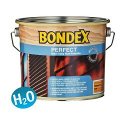 Bondex Perfect Υδατοδιαλυτό εμποτιστικό ξύλου 750ml
