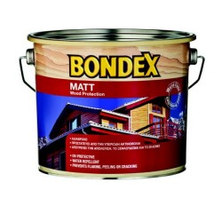 Bondex Matt Βερνίκι εμποτισμού 2,5ltr