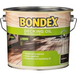 Bondex Λάδι Εμποτισμού Decking Oil 20lt Διάφανο