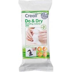 Πηλός Creall Do&Dry 500gr Λευκό