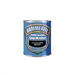 HAMMERITE  ΣΑΤΙΝΕ 750ML(ΛΕΥΚΟ-ΜΑΥΡΟ-ΜΟΛΥΒΙ-ΘΑΛΑΣΣΙ)