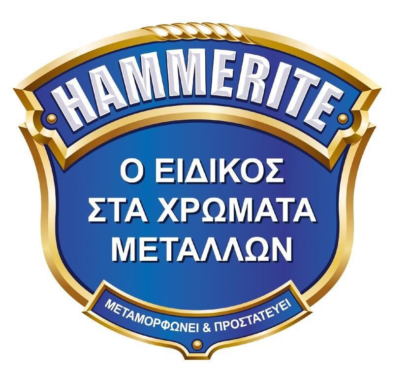 Χρώματα HAMMERITE