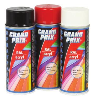 Spray  Χρώματα